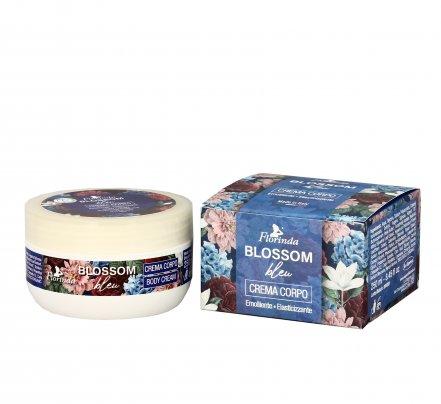 """Crema Corpo Emolliente ed Elasticizzante """"Blossom Bleu"""""""