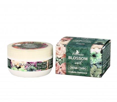 """Crema Corpo Emolliente ed Elasticizzante """"Blossom Vert"""""""
