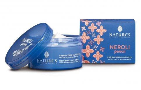 Crema Corpo Nutriente - Neroli Pesca 100 ml