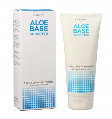 Crema Corpo Nutriente - Aloe Base Sensitive