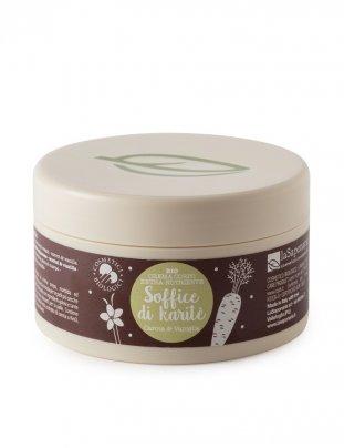 Crema Corpo Nutriente Carota e Vaniglia - Soffice di Karitè