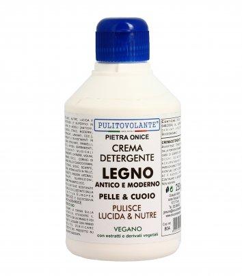 Crema Detergente per Legno, Pelle e Cuoio