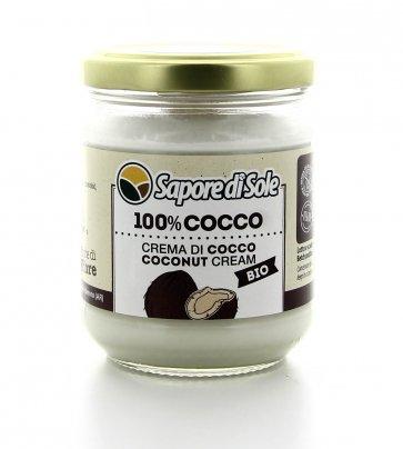 Crema Spalmabile di Cocco Bio