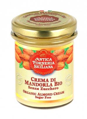 Crema di Mandorle Bio senza Zucchero