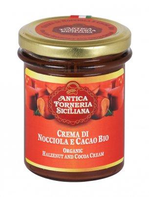 Crema di Nocciola e Cacao Bio