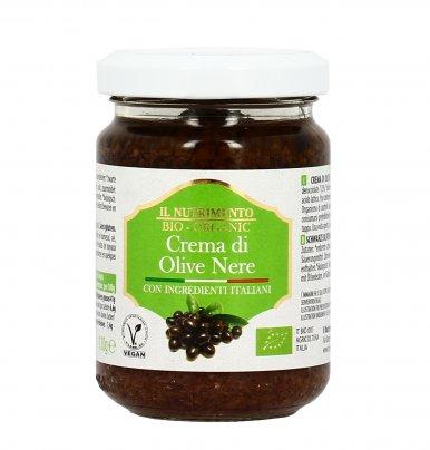 Crema di Olive Nere Bio