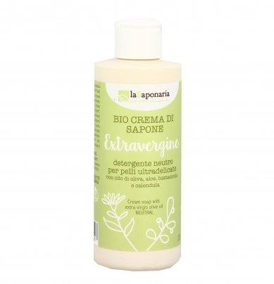 Crema di Sapone Bio Extravergine