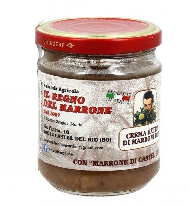 Crema Extra di Marroni Bio