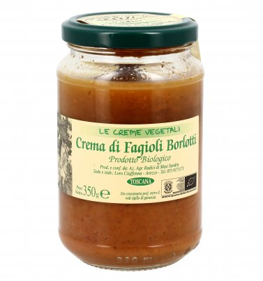 Crema di Fagioli Borlotti