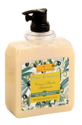 Crema Fluida Idratante - Dispenser 500 ml.