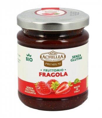 Crema di Frutta alla Fragola Bio - FruttoMio