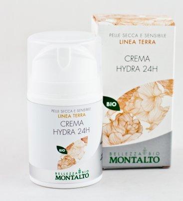 Crema Hydra 24H alla Calendula