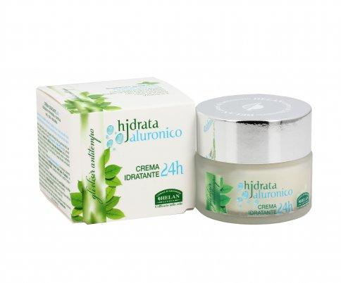 Crema Idratante 24H - Hjdrata Jaluronico
