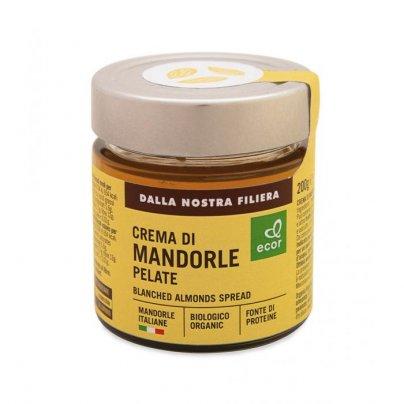Crema di Mandorle Pelate Bio