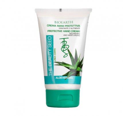 Crema Mani Protettiva con Aloe Vera