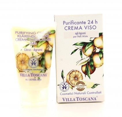 Crema Viso Purificante 24 Ore