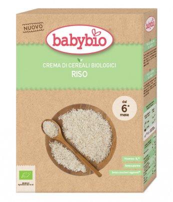 Crema di Cereali Bio - Riso