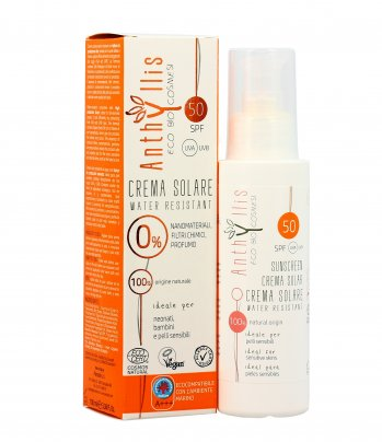 Spray Solare Bimbi Anthyllis - Protezione 50