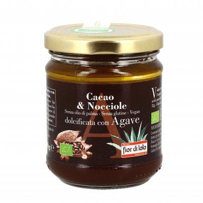 Crema Spalmabile con Nocciole e Cacao Biologico - Senza Glutine