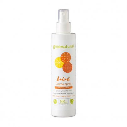 Crema Spray Energizzante Multivitamine ACE