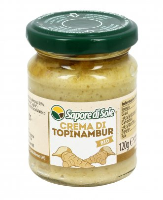 Crema di Topinambur Biologico