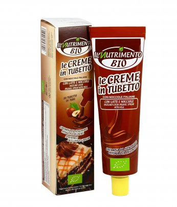Crema in Tubetto Latte e Nocciola