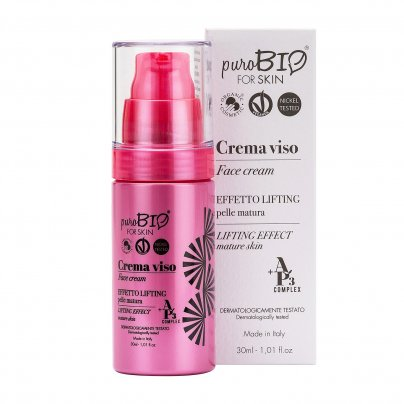 Crema Viso Effetto Lifting Pelle Matura - For Skin