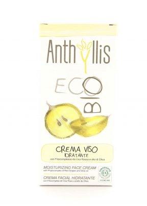 Crema Viso Idratante Viso Anthyllis