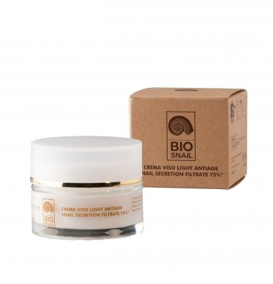 Crema Viso Light Antiage Snail Secretion Filtrate 75%