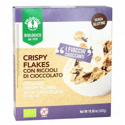 Easy To Go - Crispy Flakes con Riccioli di Cioccolato