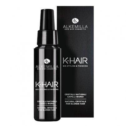 Cristalli Naturali K-Hair Capelli Biondi