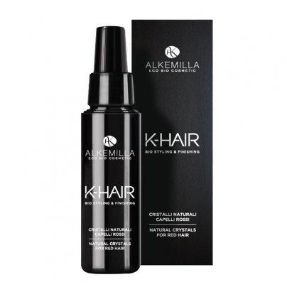 Cristalli Naturali K-Hair Capelli Rossi