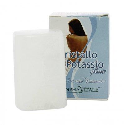 Cristallo di Potassio Plus - 75 g.