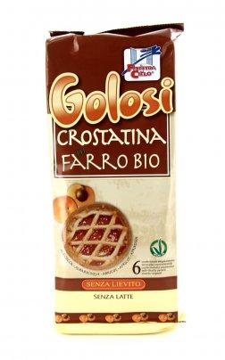 Crostatina di Farro all'Albicocca