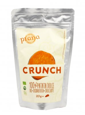 Crunch 100% Patata Dolce Disidratata