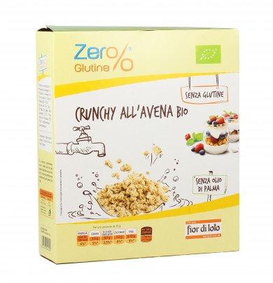 Crunchy all'Avena Bio Senza Glutine