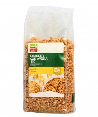Cereali Crunchy con Avena Bio
