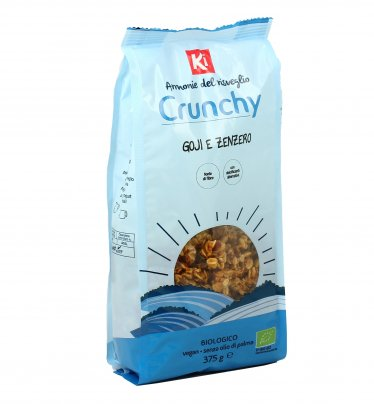 Crunchy con Goji e Zenzero