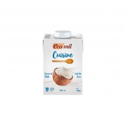 Crema con Latte di Cocco da Cucina Bio 500 ml