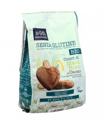 Cuori di Mais e Riso al Cacao