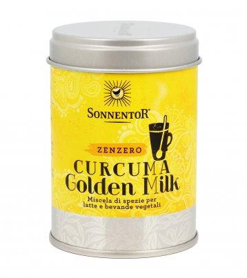 Curcuma Golden Milk - Zenzero