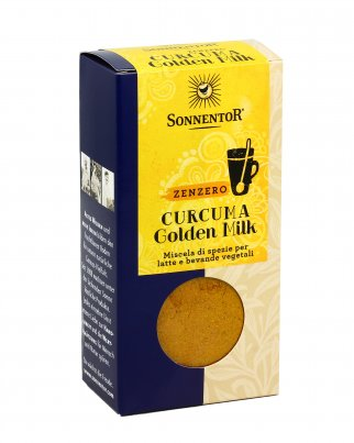 Curcuma Golden Milk Zenzero
