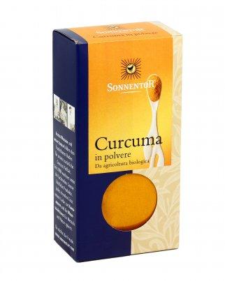 Curcuma in Polvere Bio 40 gr.
