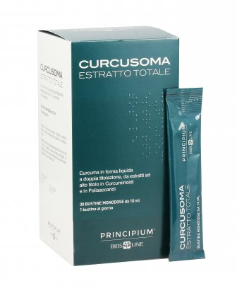 Curcusoma Estratto Totale 30 bustine da 10 ml
