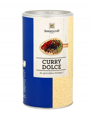 Curry Dolce in Polvere 520 gr.
