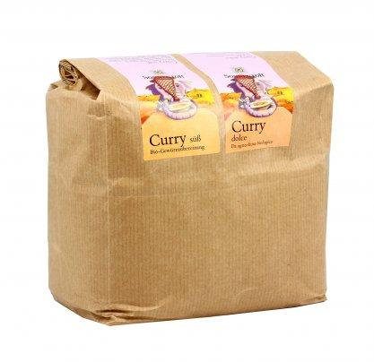 Curry Dolce in Polvere 1 kg - Sacchetto di carta