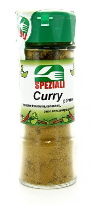 Curry in Polvere Bio - 30 gr.