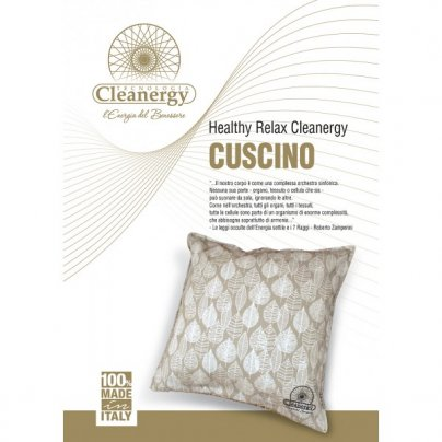 Cuscino Healthy Relax Cleanergy