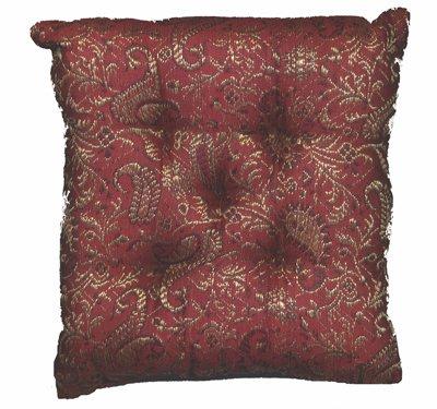 Cuscino per Campana Tibetana Rosso Medio - cm 17