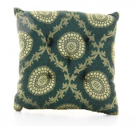 Cuscino per Campana Tibetana Verde Medio - cm 17